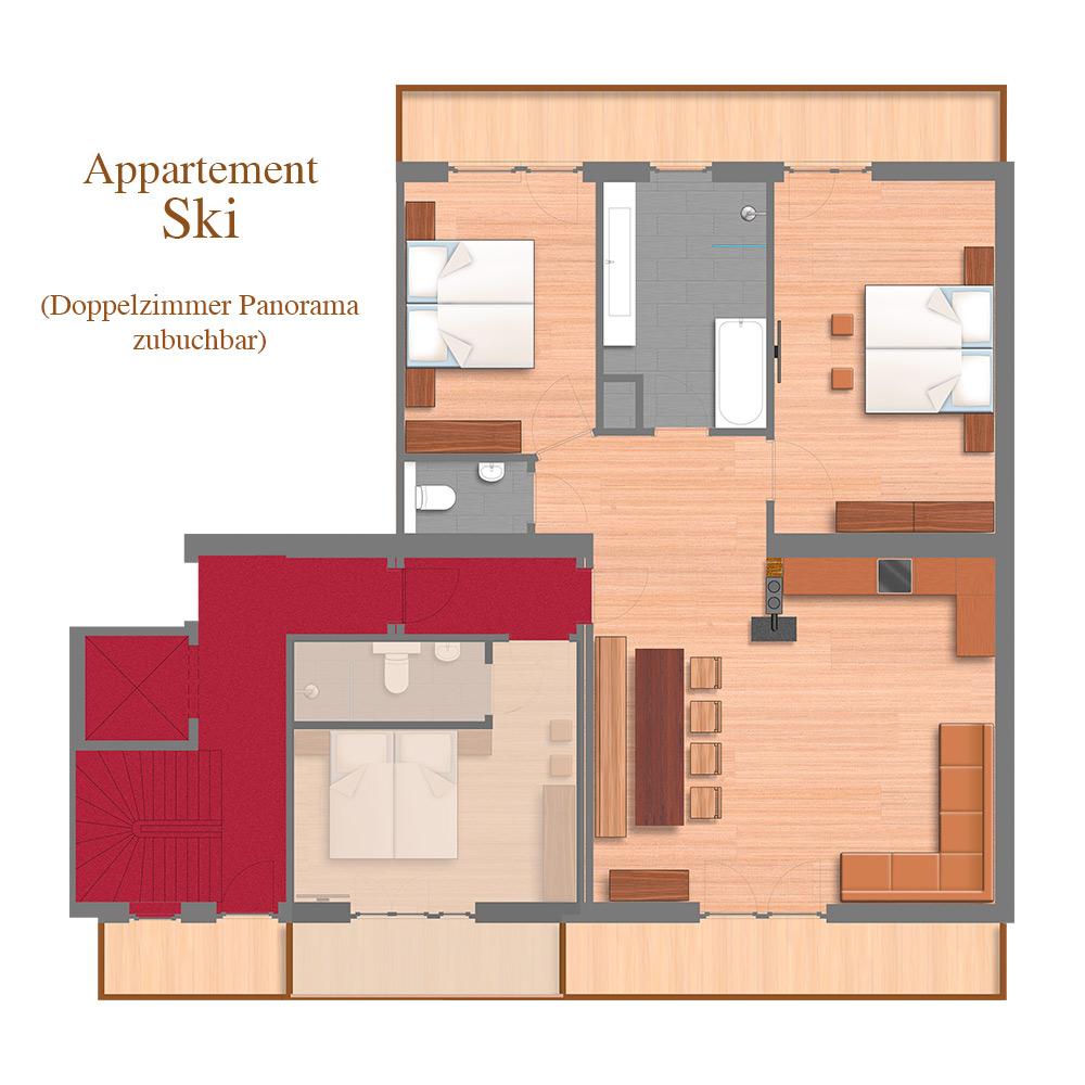 appartement-ski-mit-dz