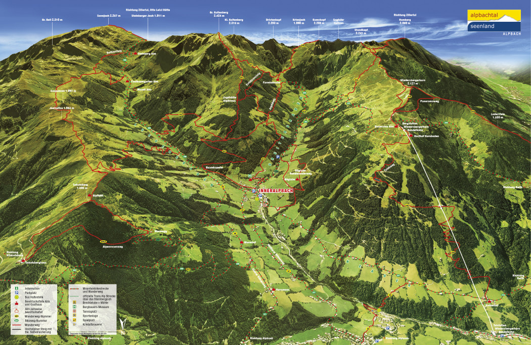 Sommerpanorama Alpbachtal_high
