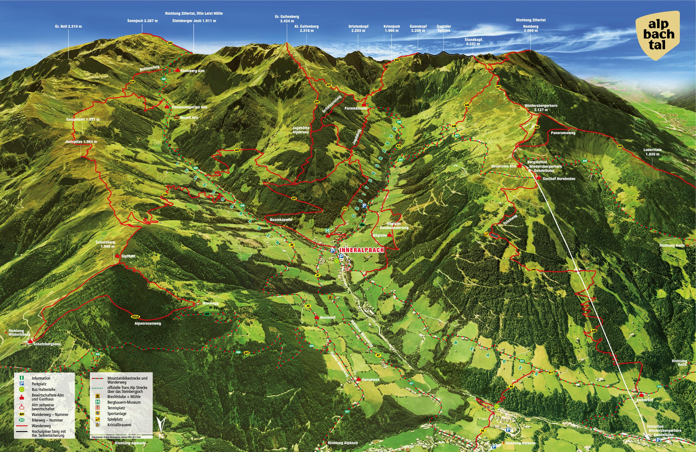 Sommerpanorama Inneralpbach 2020-Legende Deutsch 72ppi