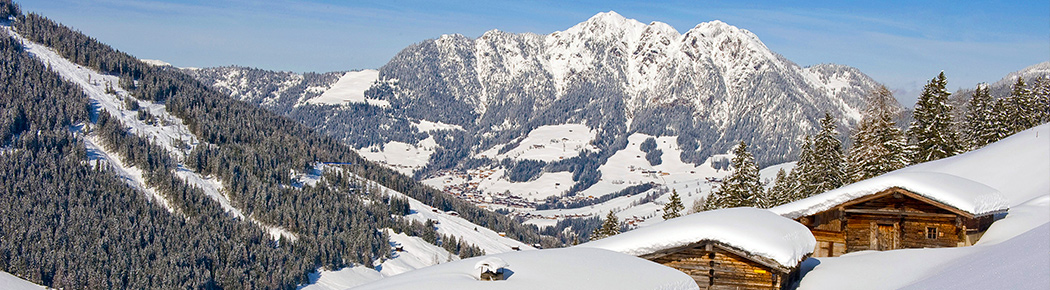 Winter in Inneralpbach